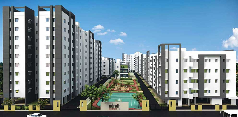 Adroit District S